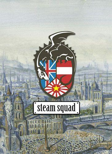Steam Squad [v 1.11] (2016) PC