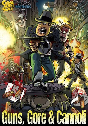 Guns, Gore & Cannoli [v.1.2.10] (2015) PC