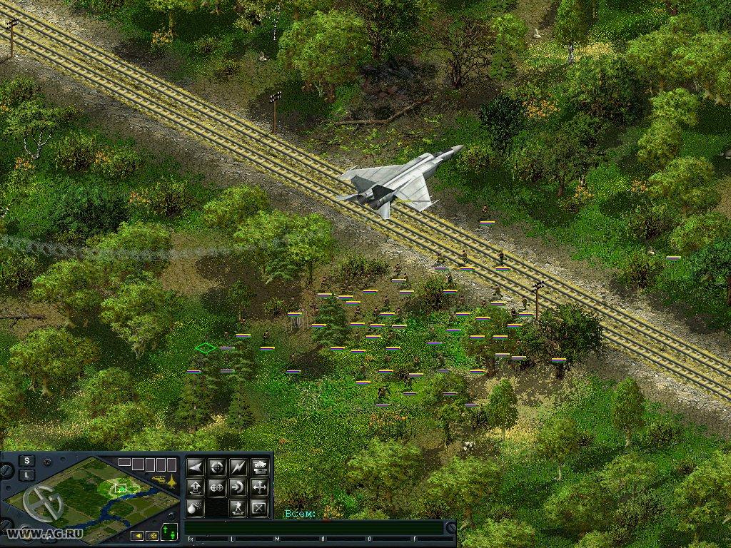 Скриншот Противостояние - Европа 2015 (2008) PC