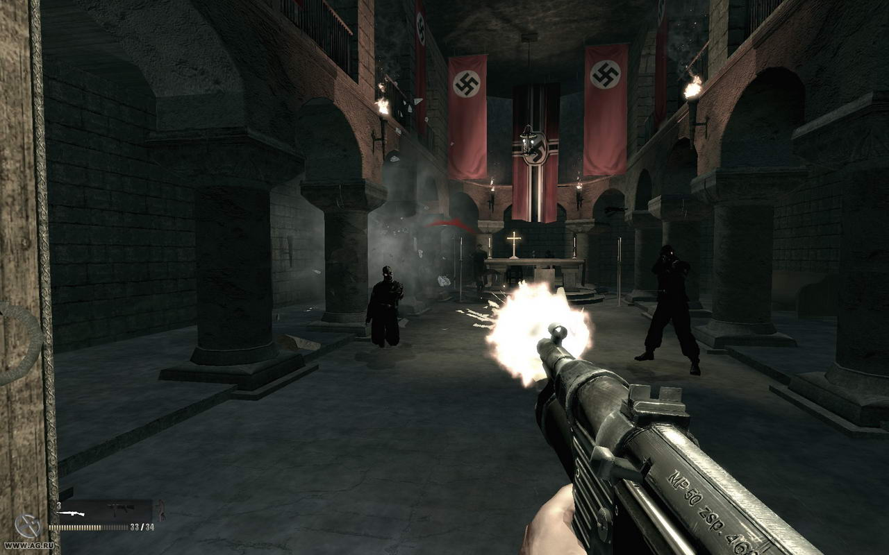 Скриншот Turning Point Fall of Liberty (2008) PC