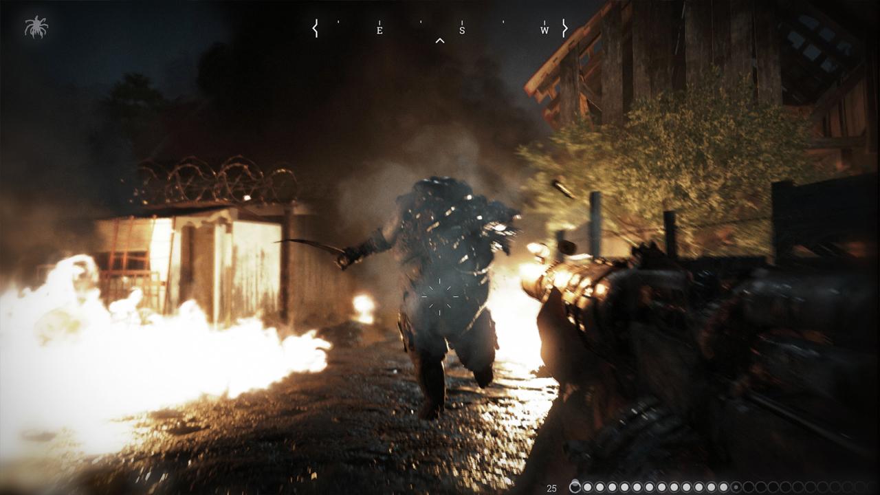 Скриншот Hunt: Showdown (2017) PC