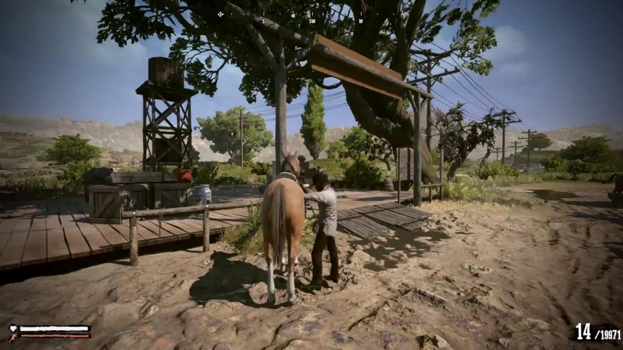Скриншот Wild West Online (2017) PC