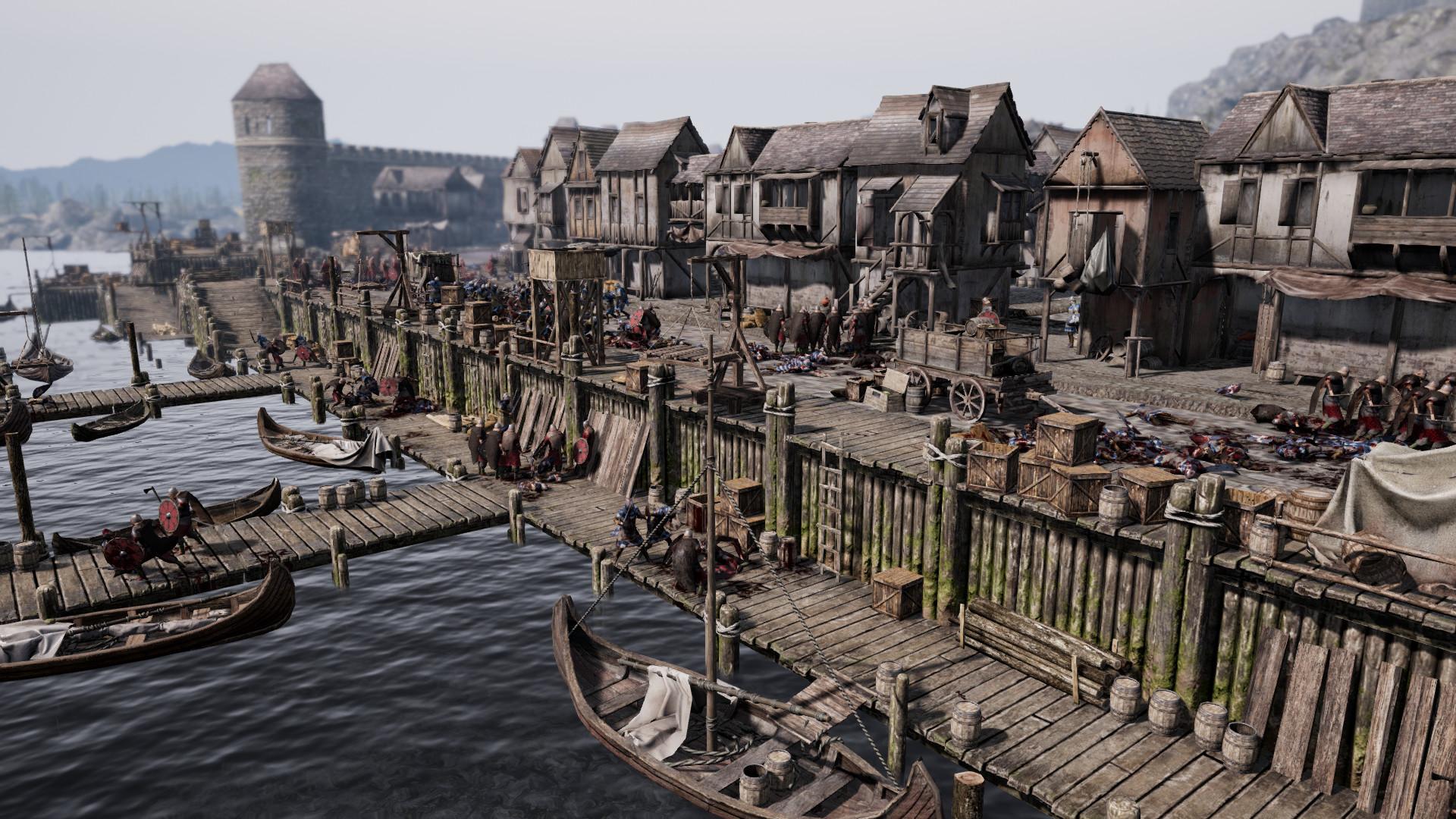 Скриншот Ancestors Legacy (2018) PC