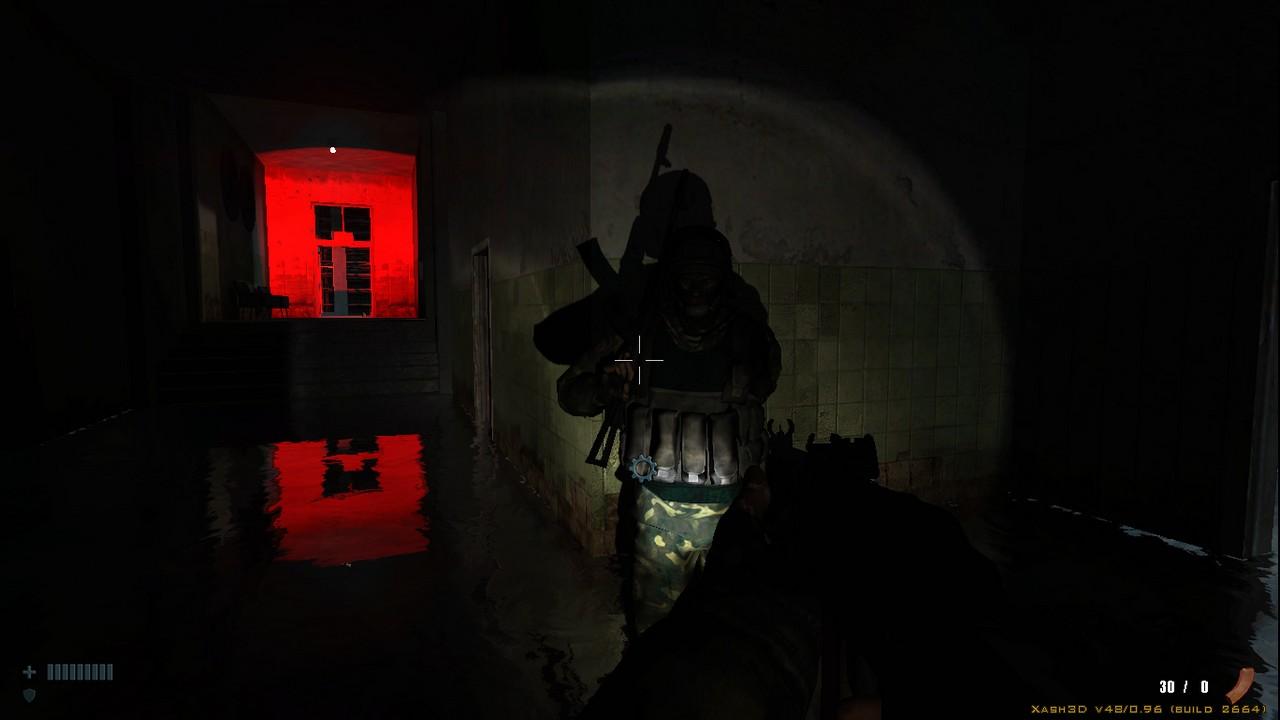 Скриншот Paranoia 2: Savior (2015) PC