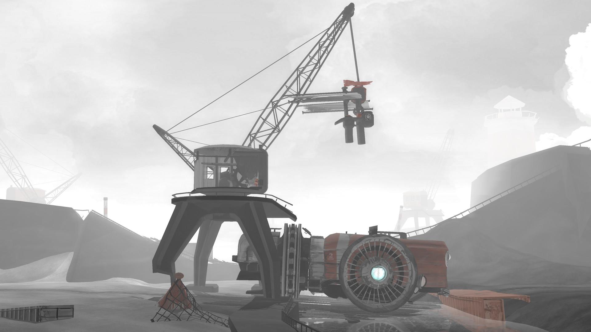 Скриншот FAR: Lone Sails (2018) PC