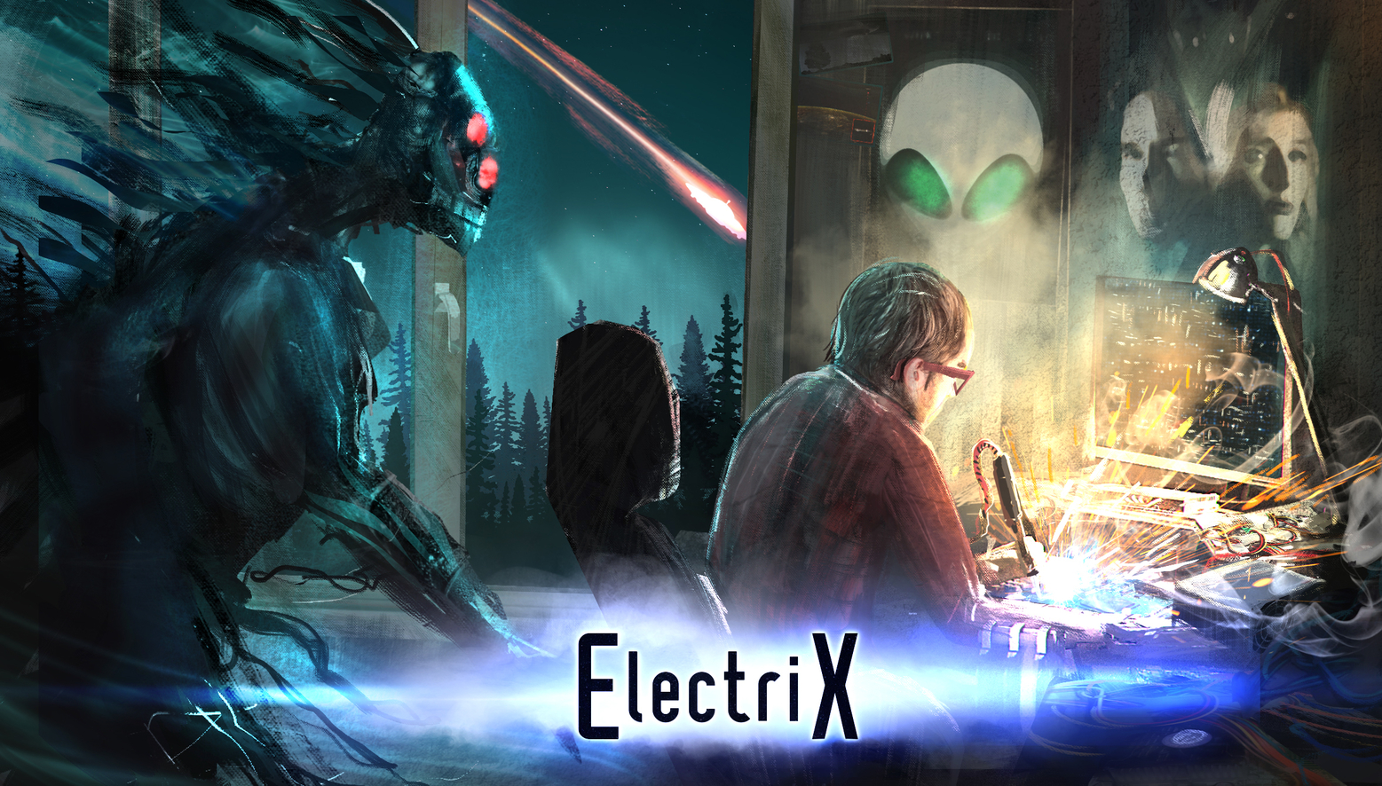 ElectricX Electro Mechanic Simulator (2018) PC