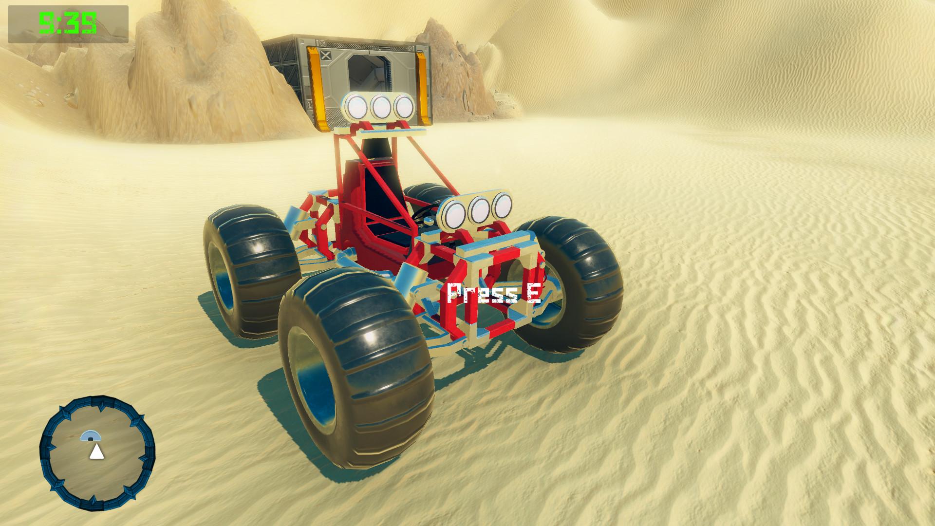 Скриншот Desert Craft (2017) PC