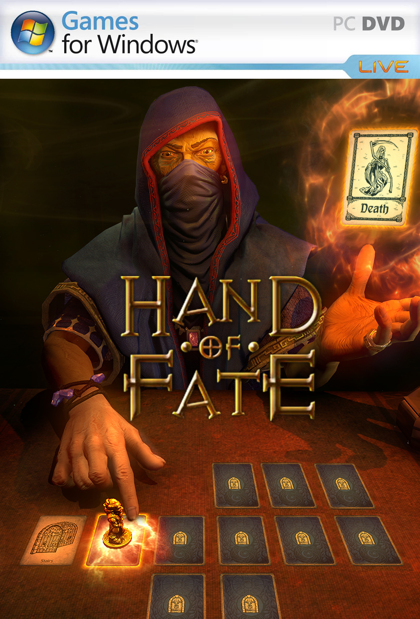 Hand of Fate [v 1.3.20 + 1 DLC] (2015) PC