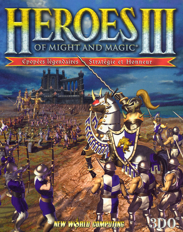 Heroes of Might & Magic III – HD Edition (2015) PC