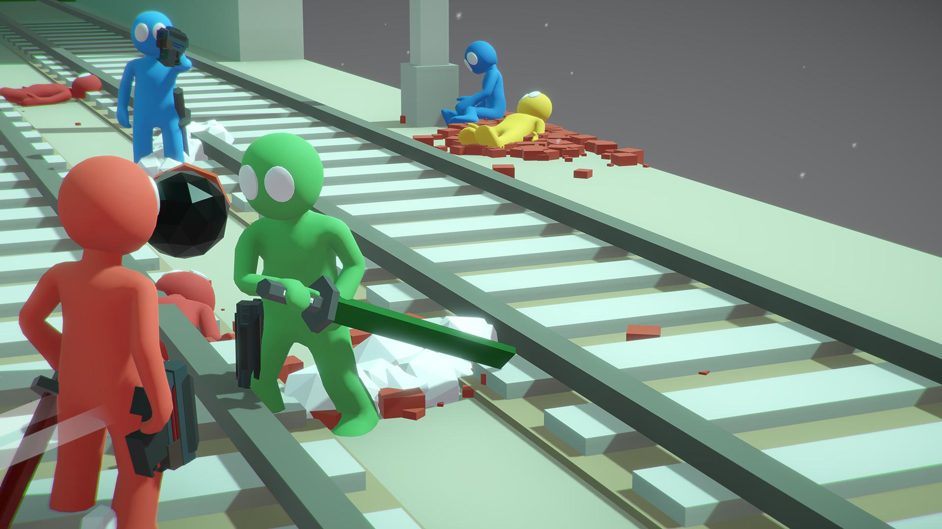 Скриншот Akuto: Mad World (2018) PC