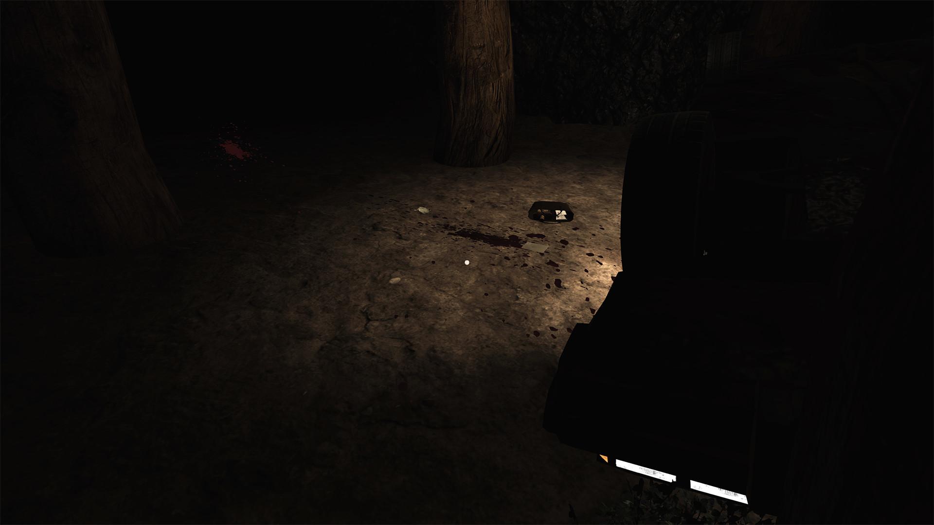 Скриншот Stifled (2018) PC