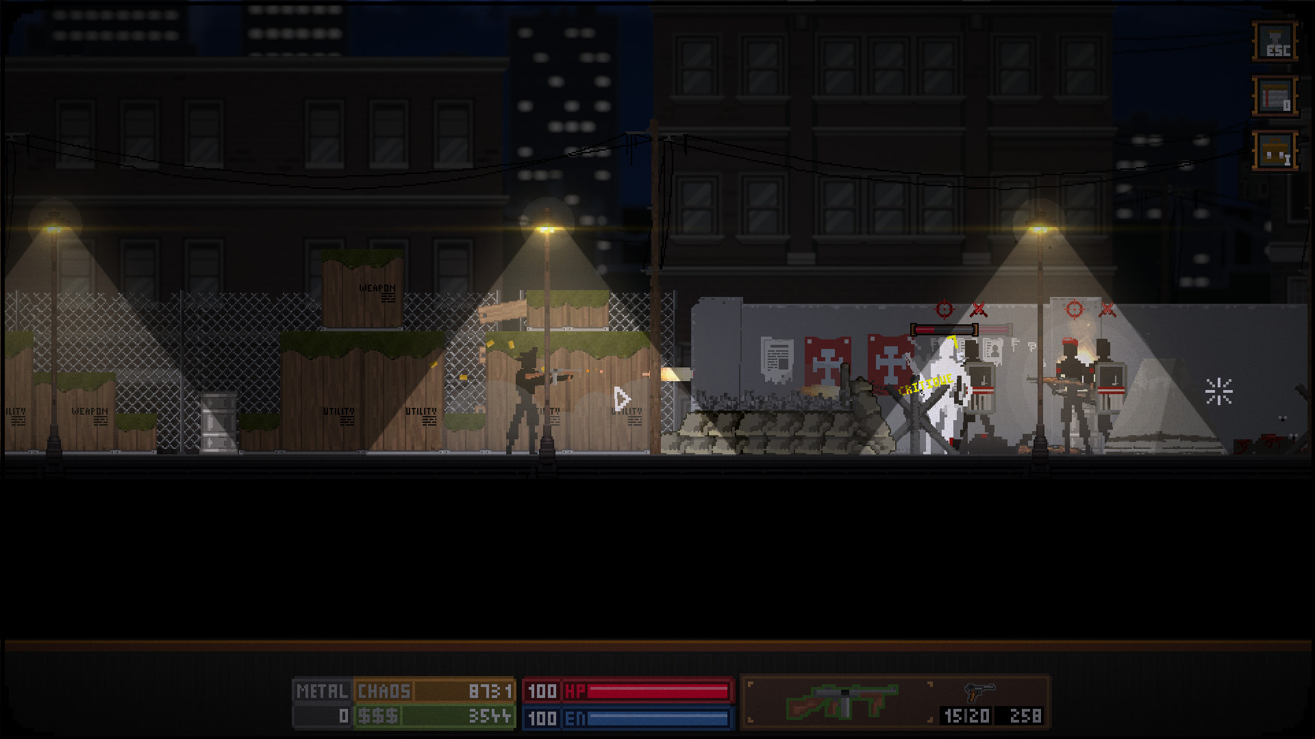 Скриншот The Revolt: Awakening (2018) PC