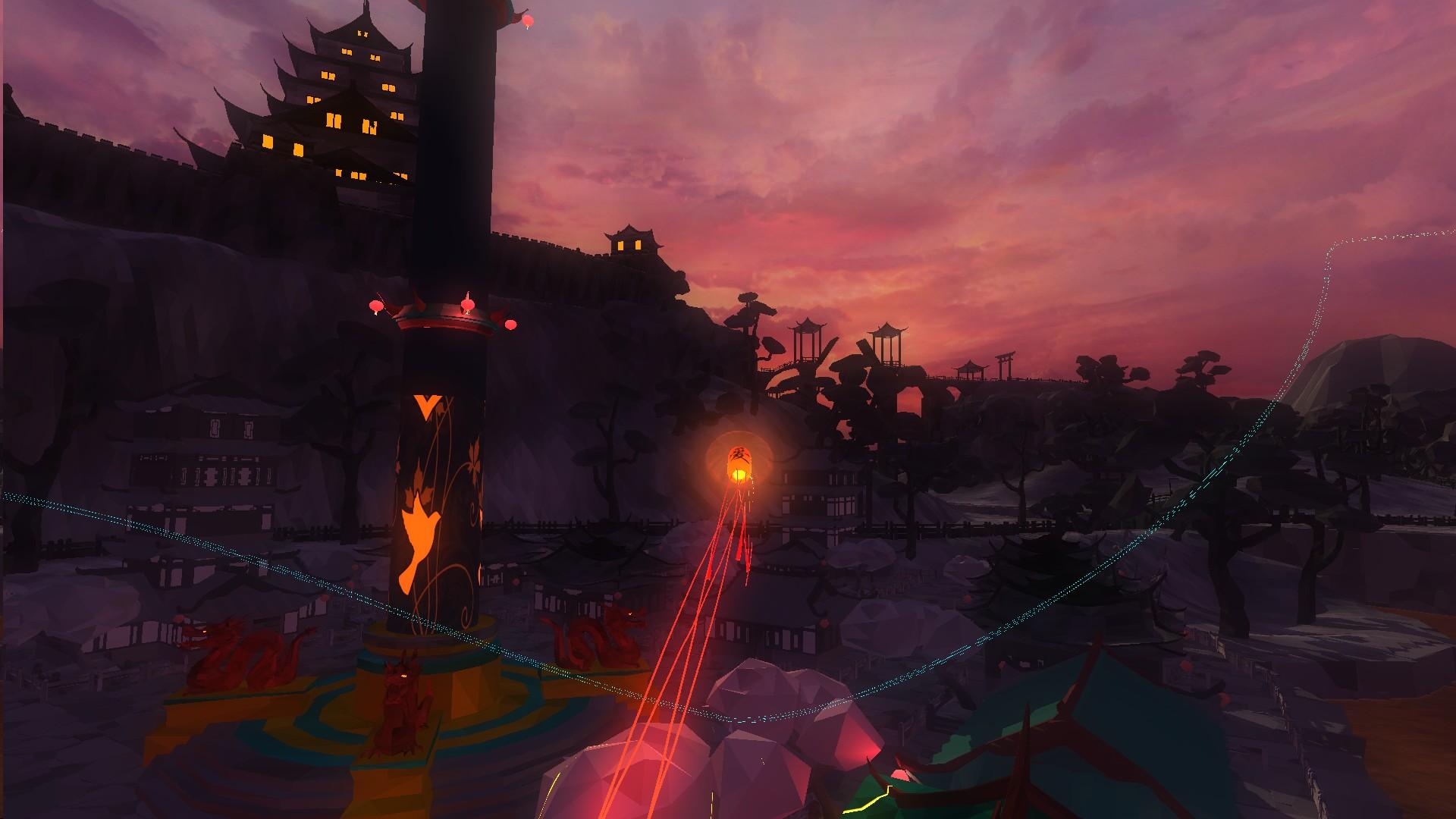 Скриншот Lantern (2017) PC