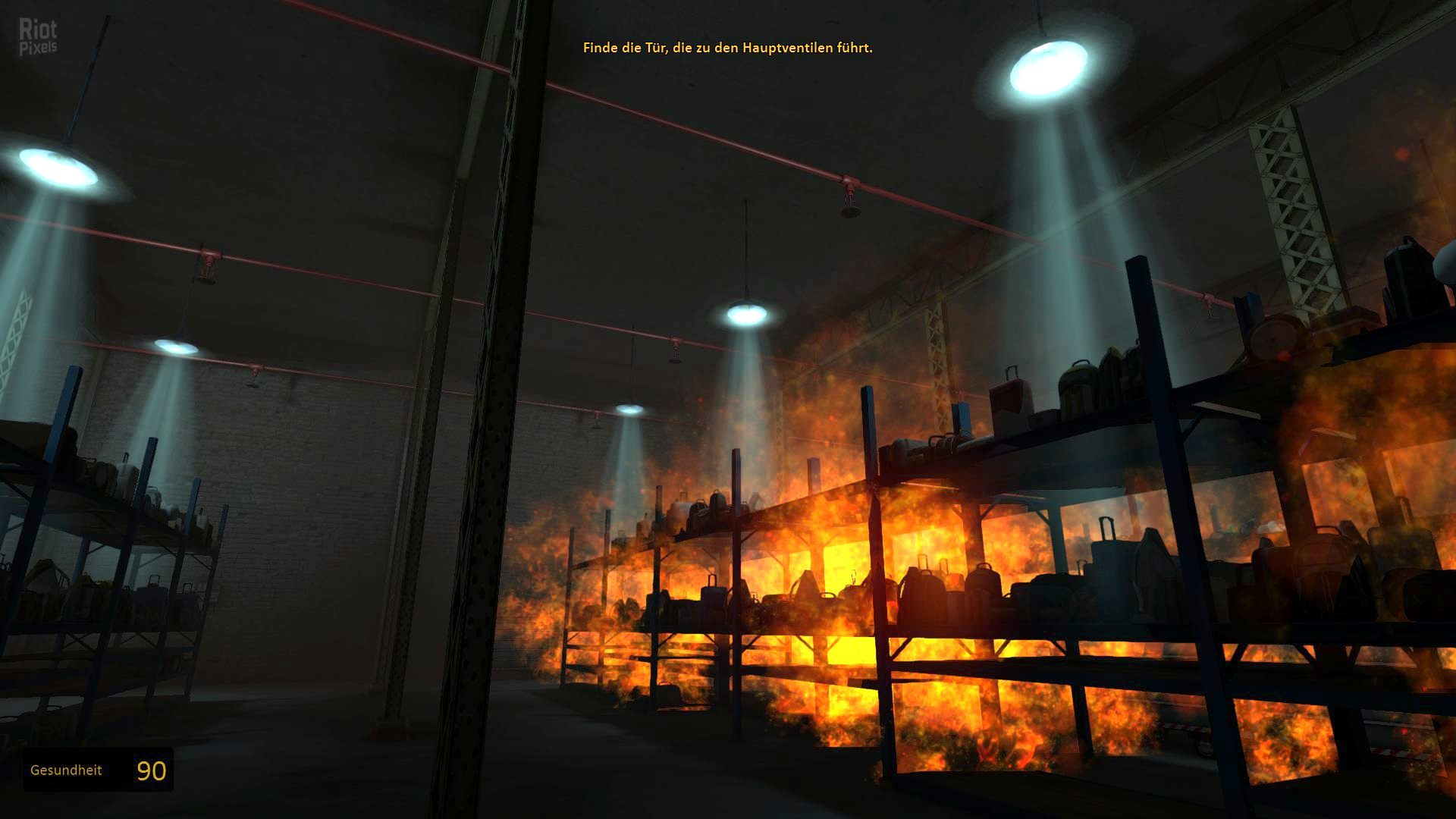 Скриншот Airport Firefighters: The Simulation (2015) PC