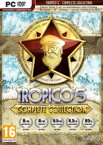 Tropico 5: Complete Collection (2014) PC