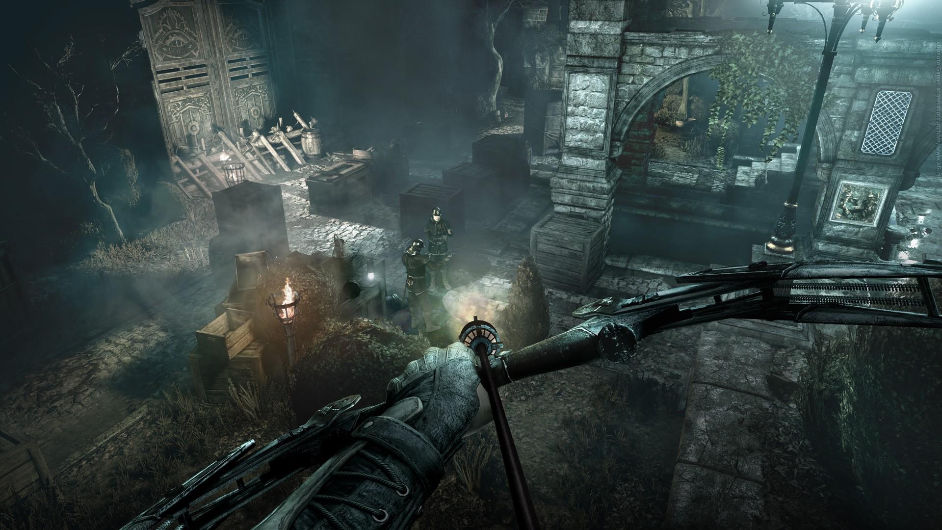 Скриншот Thief: Master Thief Edition [Update 8] (2014) PC