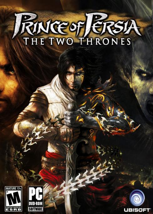Принц Персии: Два трона / Prince of Persia: The Two Thrones (2005) PC