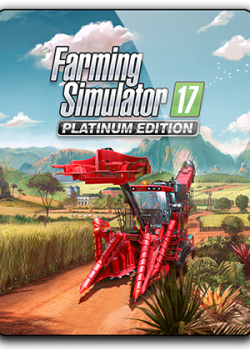Farming Simulator 17: Platinum Edition [v 1.5.3.1 + 5 DLC] (2016) PC
