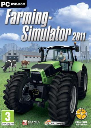 Farming Simulator 2011 [v.1.0.] (2010) РС