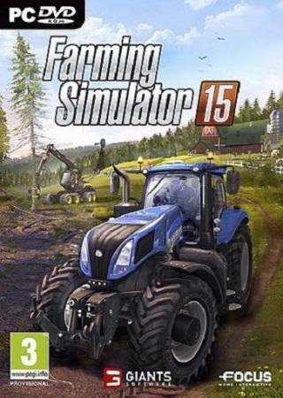 Farming Simulator 2015 [v.1.0.] (2014) РС
