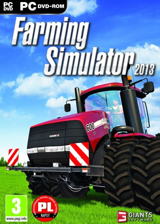 Farming Simulator 2013 [v.1.0.] (2012) PC