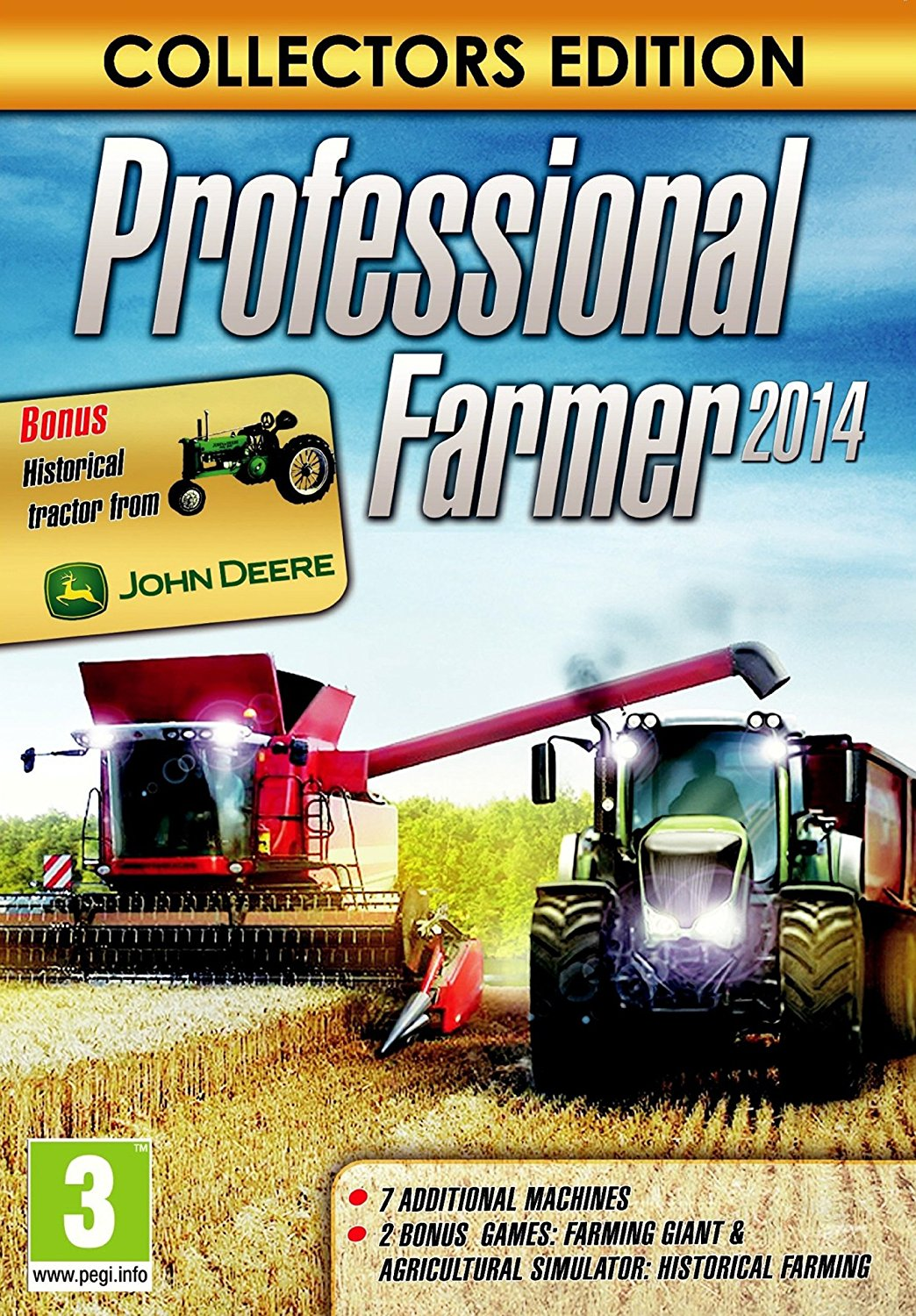 Professional Farmer 2014 Platinum Edition [v. 2.145] (2014) PC