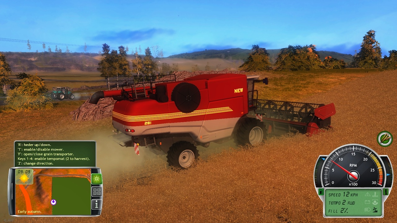 Скриншот Professional Farmer 2014 Platinum Edition [v. 2.145] (2014) PC
