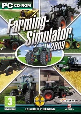 Farming Simulator 2009 [v.1.0.] (2010) PC