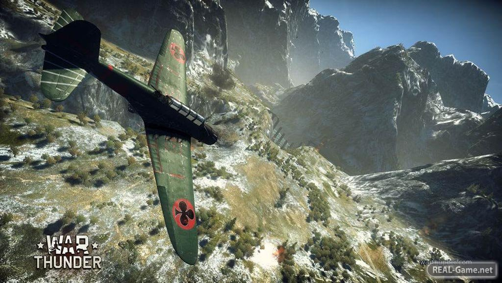 Скриншот War Thunder: World of Planes [v.1.75.0.55] (2012) РС