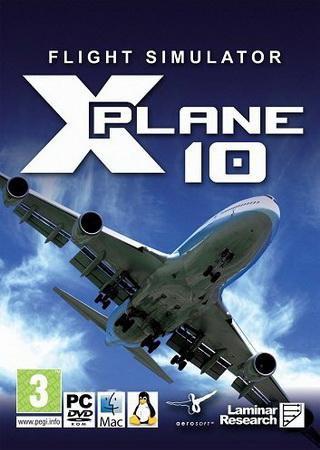 X-Plane 10 [v.1.0] (2011) РС
