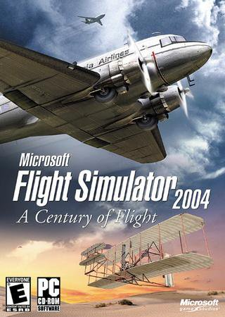 Microsoft Flight Simulator 2004: A Century of Flight [v.1.0] (2004) РС