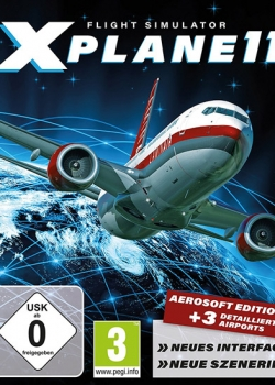 X-Plane 11: Global Scenery [v.1.0] (2017) PC