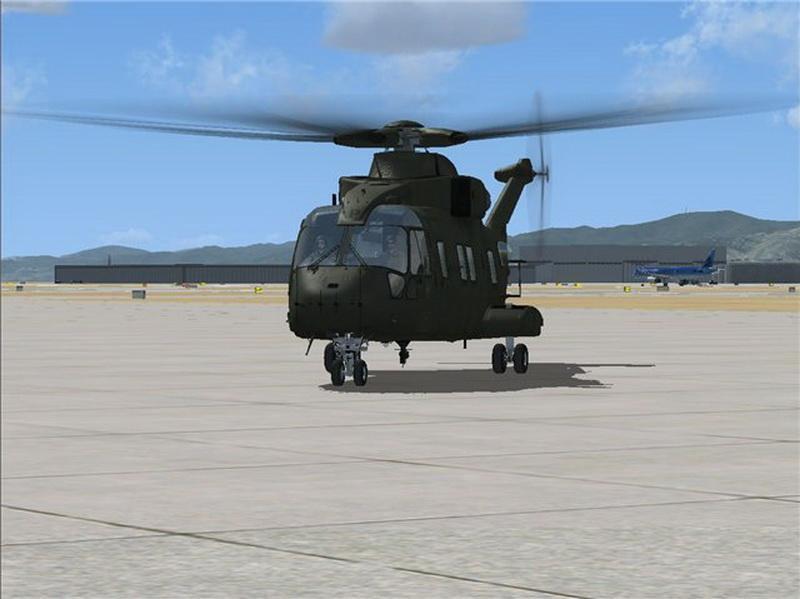 Скриншот Microsoft Flight Simulator X: Acceleration [v.1.0] (2007) РС