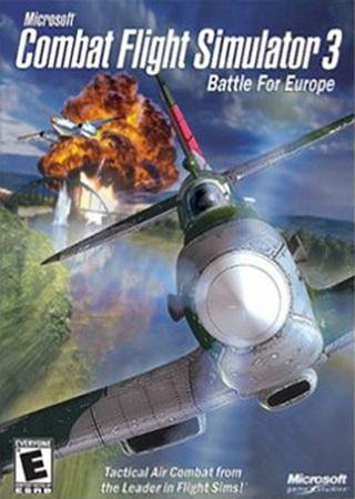 Microsoft Combat Flight Simulator 3: Battle For Europe [v.1.0] (2002) РС