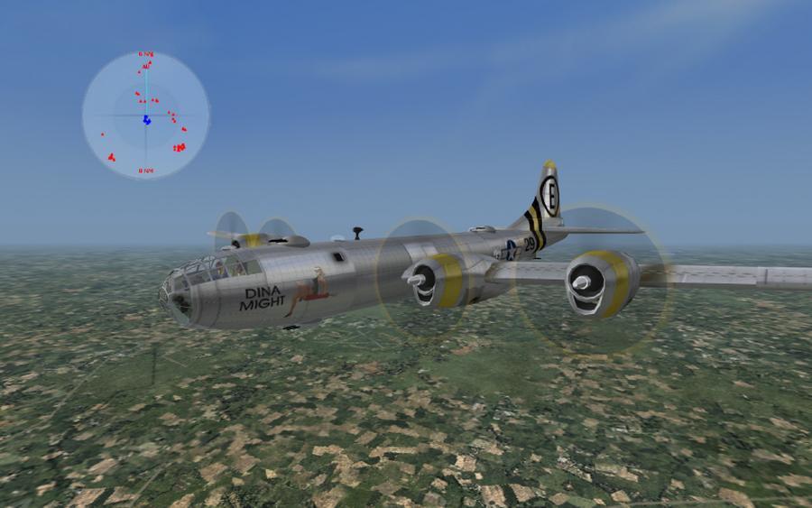 Скриншот Microsoft Combat Flight Simulator 3: Battle For Europe [v.1.0] (2002) РС
