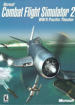Microsoft Combat Flight Simulator 2: WW 2 Pacific Theater [v.1.0] (2000) РС