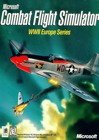 Microsoft Combat Flight Simulator: WW 2 Europe Series [v.1.0] (1998) РС