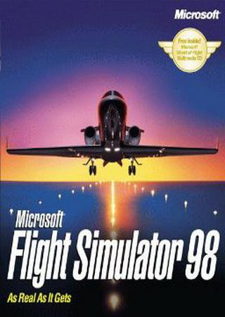 Microsoft Flight Simulator 98 [v.1.0] (1997) РС