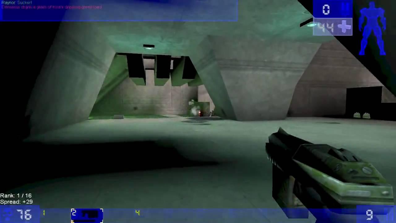 Скриншот Unreal Tournament (1999) PC