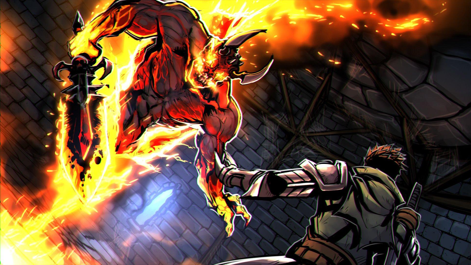 Скриншот Мечелом / Swordbreaker (2015) PC