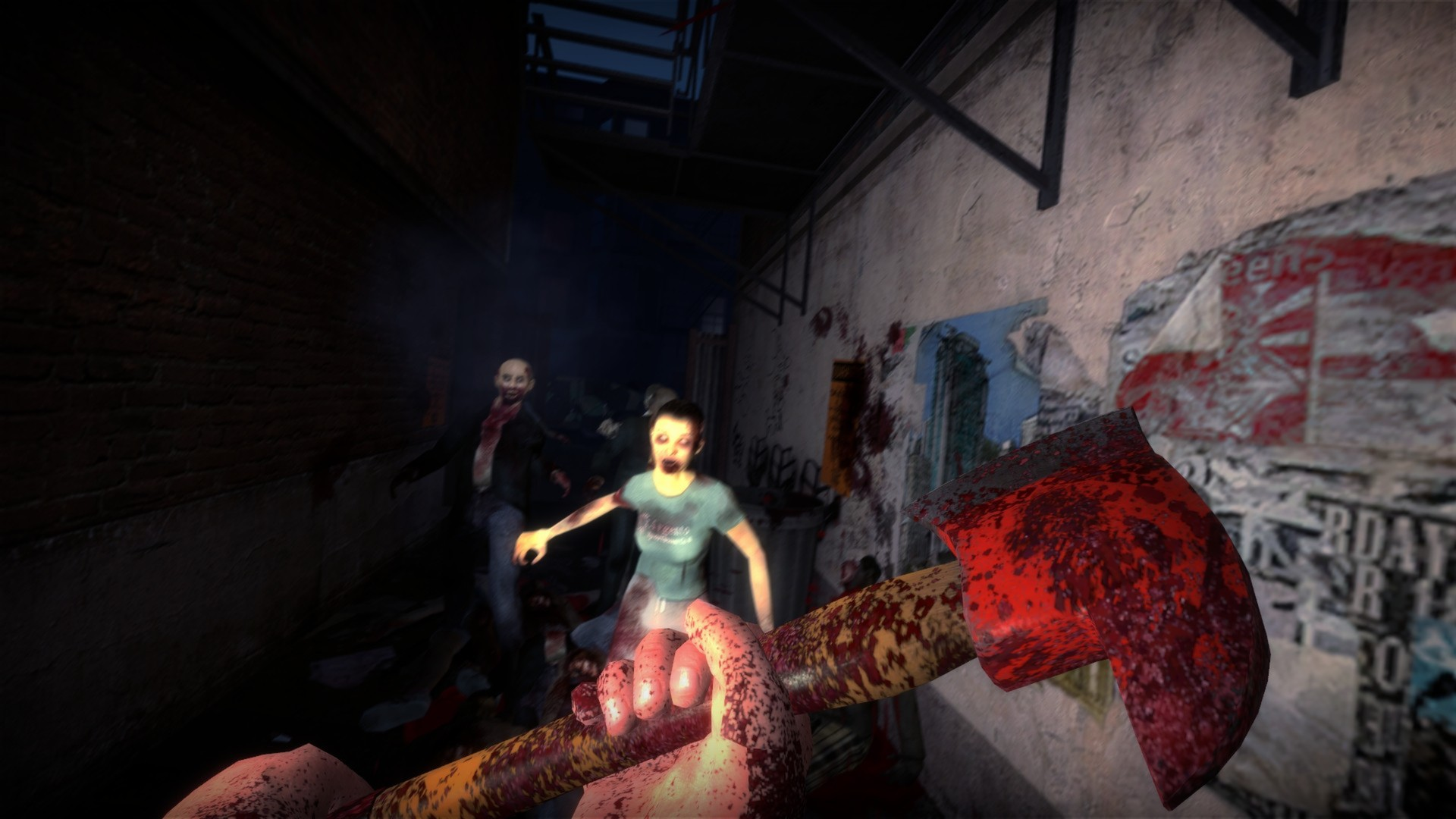 Скриншот No More Room in Hell (2011) PC