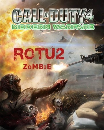Call of Duty 4: Zombie Rotu (2012) PC