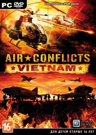 Air Conflicts: Vietnam - Ultimate Edition [v.1.0] (2013) PC