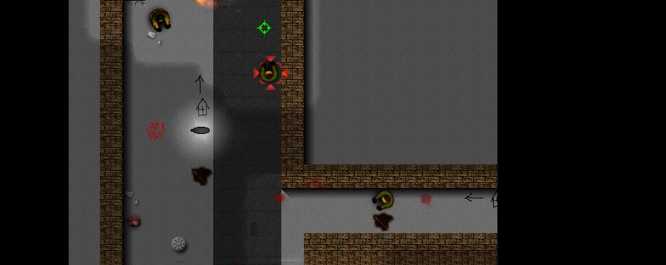 Скриншот Left 4 Dead 2D (2010) PC