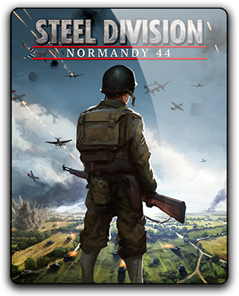 Steel Division: Normandy 44 - Deluxe Edition [v 300088984 + 3 DLC] (2017) PC