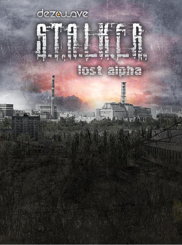 S.T.A.L.K.E.R.: Lost Alpha [v.1.3003] (2014) PC