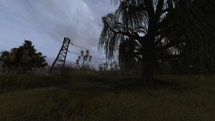 Скриншот S.T.A.L.K.E.R.: Тень Чернобыля - Эхо Чернобыля 2: Второе дыхание (2014) PC