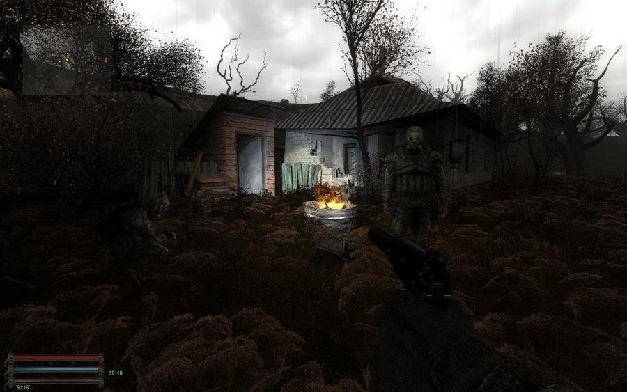 Скриншот S.T.A.L.K.E.R.: Shadow of Chernobyl - Lost World Troops of Doom [v. 1.0006] (2011) PC