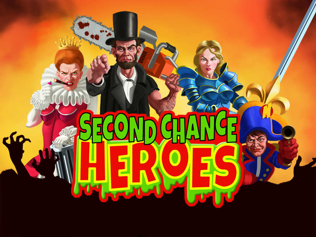 Second Chance Heroes (2014) PC