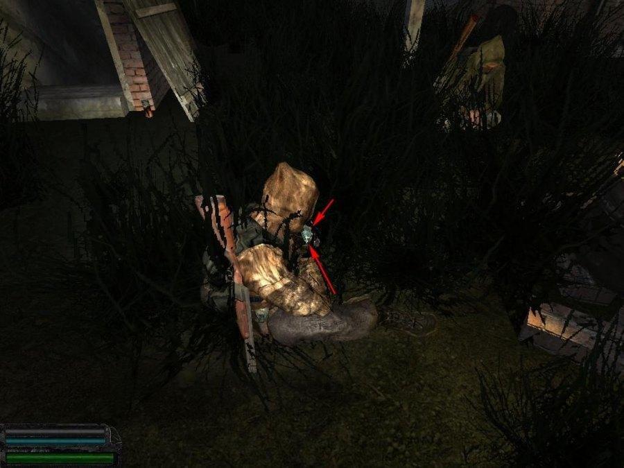 Скриншот S.T.A.L.K.E.R. - Потерянный Мир. Месть Зоны [v.1.1] (2010) PC